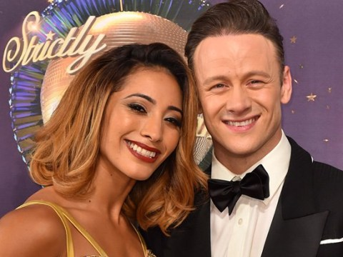 Kevin Clifton apologises to wife Karen on Strictly amid rumours of tension in marriage