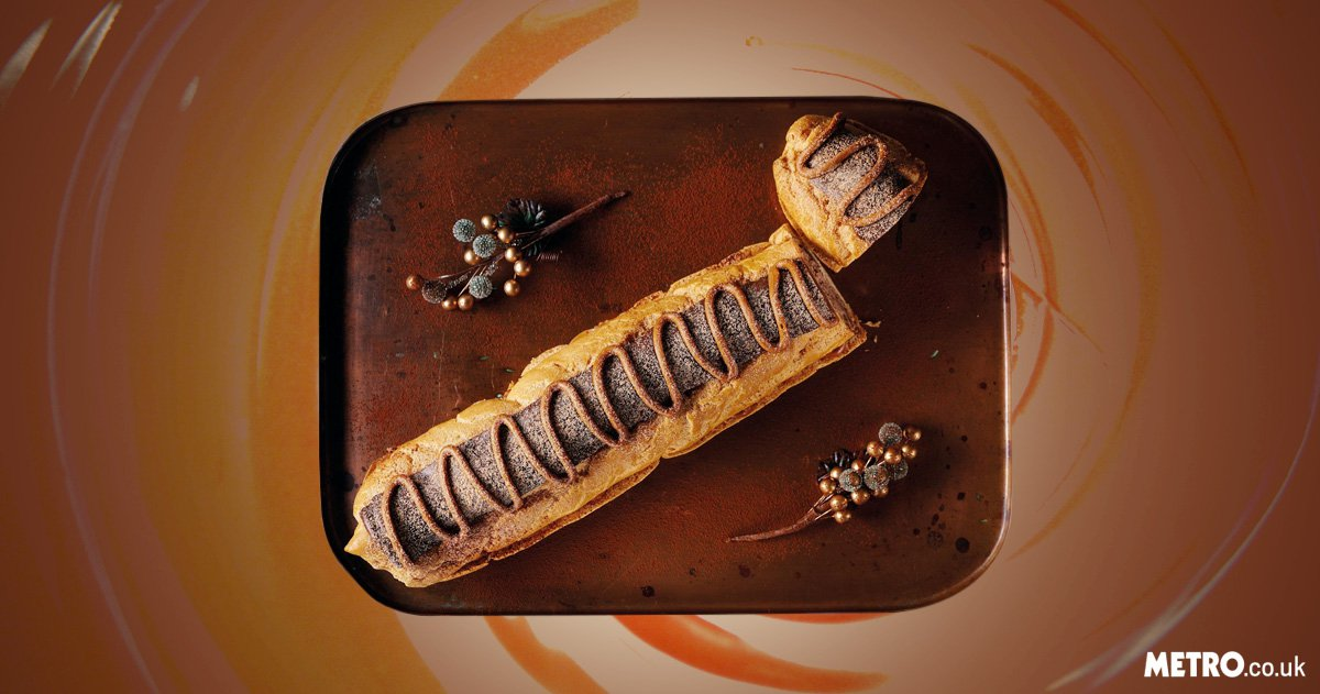 Asda to sell a giant éclair for a fiver