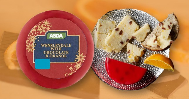 Asda Is Selling Orange Chocolate Cheese And No Were Not