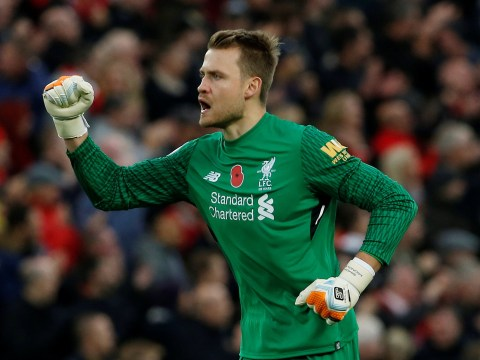 Liverpool stopper Simon Mignolet issues Premier League title warning to Manchester City