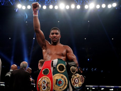 Bob Arum claims Anthony Joshua close to agreeing March 31 showdown with Joseph Parker in Cardiff