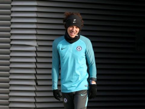 Antonio Conte explains decision to drop David Luiz for Chelsea v Manchester United