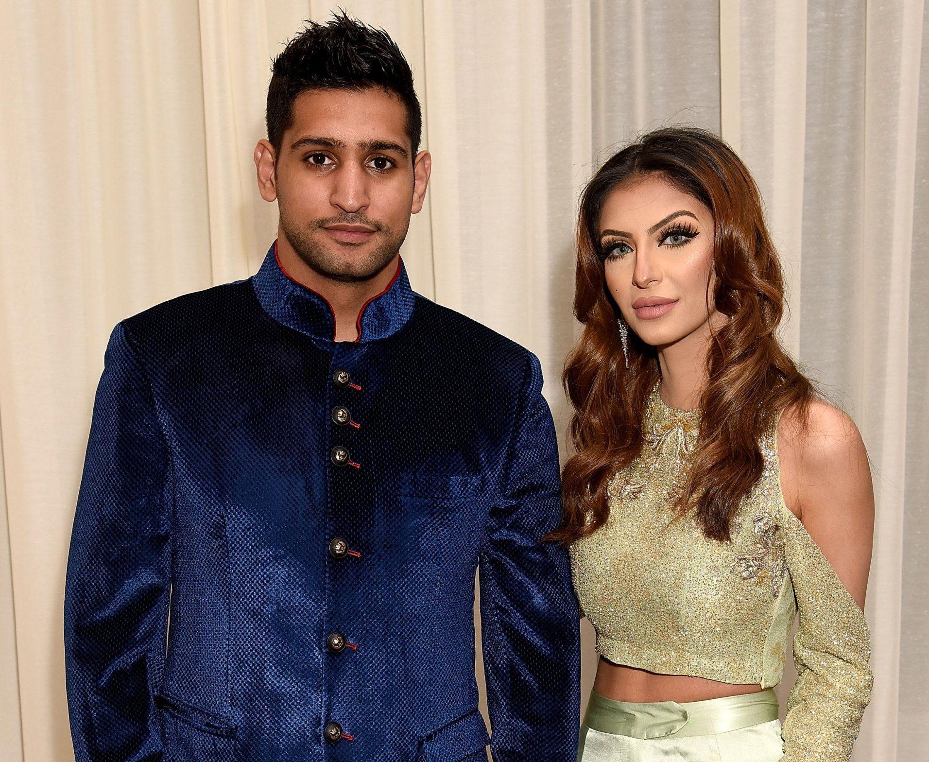 Amir Khan says I'm A Celebrity stint made him 'appreciate' estranged wife Faryal Makhdoom