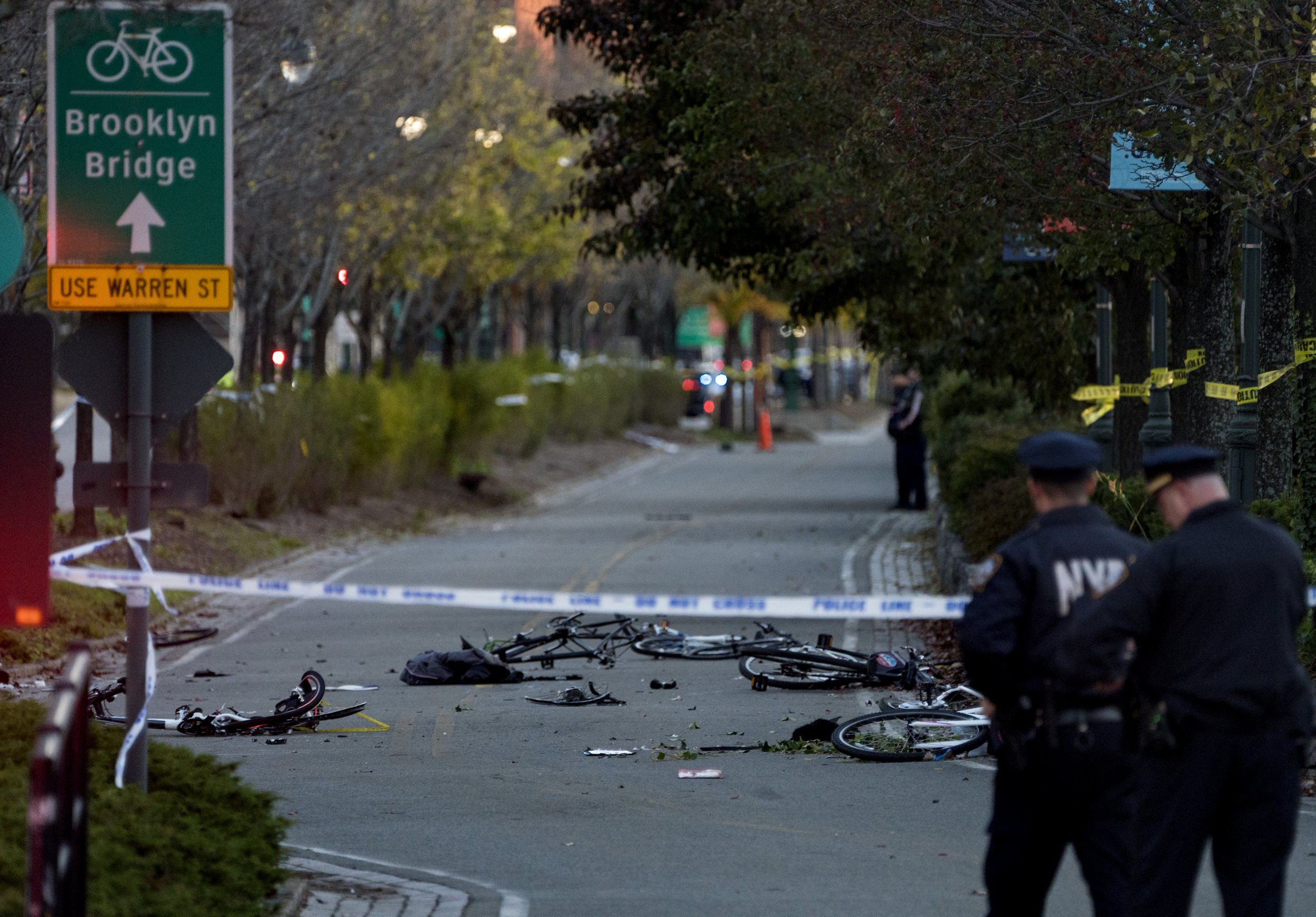 New York terror attack victims included group of five friends from Argentina