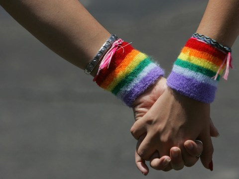One in four people think gay couples should be 'treated like criminals'