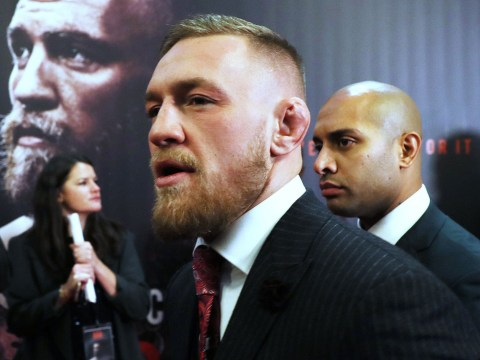 Conor McGregor 'Irish mob' incident 'absolute nonsense', says UFC star's dad