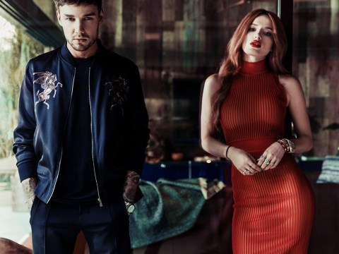 Liam Payne debuts new sexy video for Bedroom Floor starring Bella Thorne