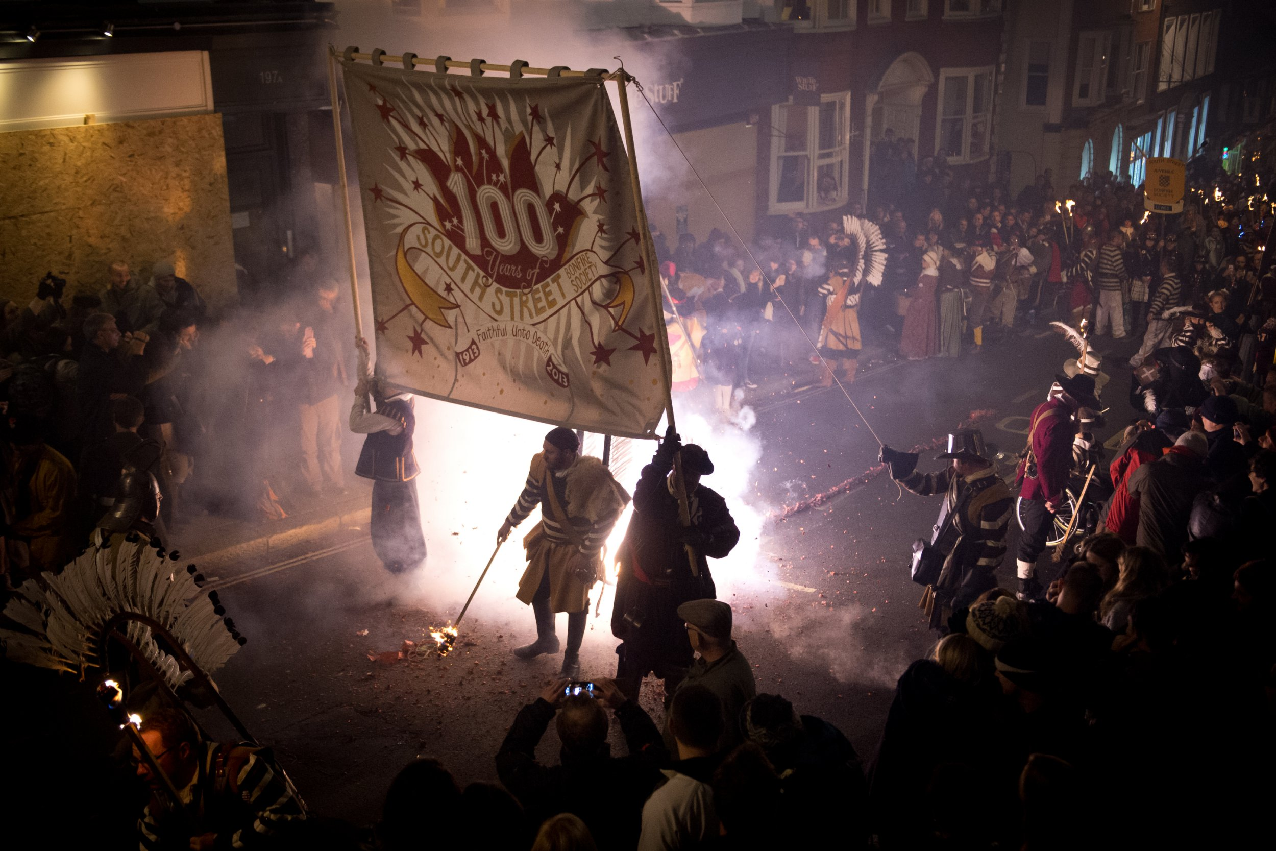 Lewes bonfire celebrations: When and where is the biggest 5th of November event in the world?