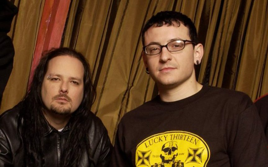KoRn's Jonathan Davis remembers Chester Bennington and speaks out on his own battle with depression