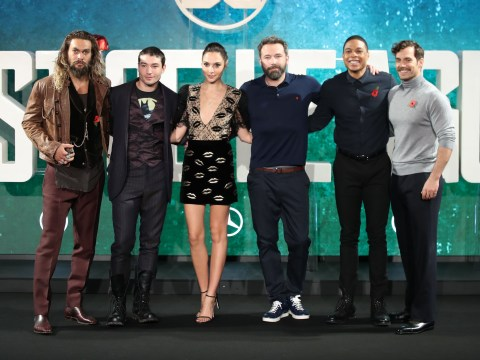 21 thoughts I had watching Justice League