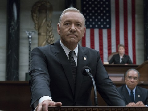 Kevin Spacey dropped as House Of Cards resumes production on sixth and final season