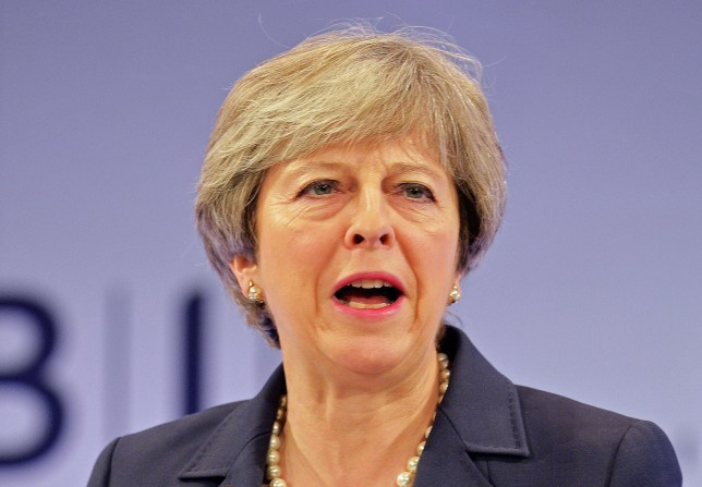40 MPs ready to sign letter of no confidence in Theresa May