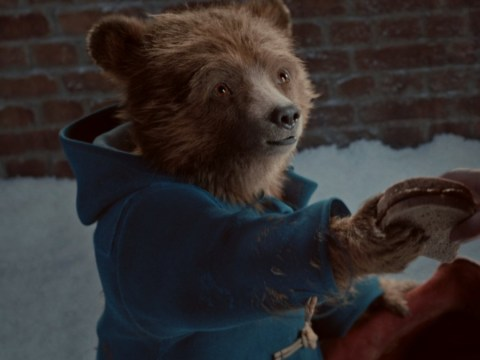 People think there's a swear word in the Marks & Spencer Paddington Bear Christmas advert