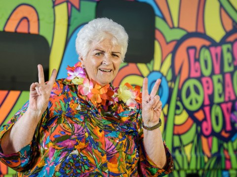 Pam St. Clement uses cannabis every day to soothe aches and pains of arthritis