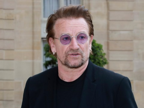 Bono reveals he 'almost died' while recording U2's new album