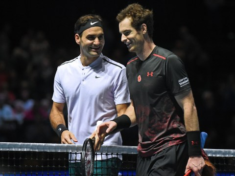 Andy Murray backed to rival Roger Federer and Rafael Nadal in 2018 by Jack Sock