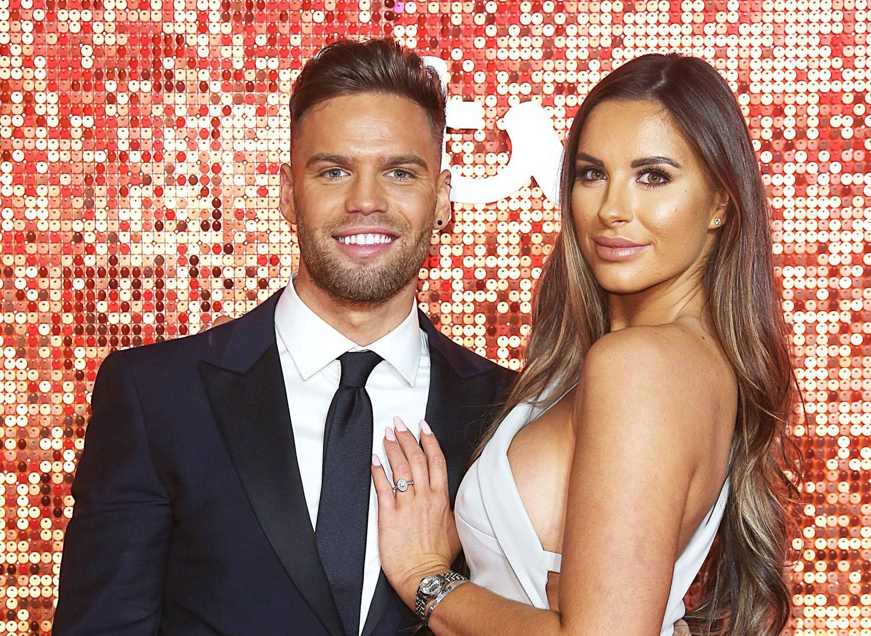 Love Island's Jess Shears and fiancé Dom Lever are 'desperate' for a baby