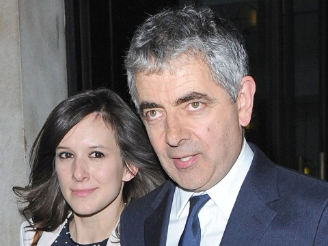 Rowan Atkinson's 33-year-old girlfriend due to give birth to his third child 'in matter of weeks'