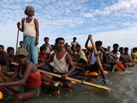 More than 6,700 Rohingya Muslims have been killed in Myanmar, says MSF