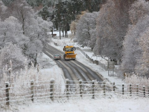 Severe weather coming overnight including eight inches of snow