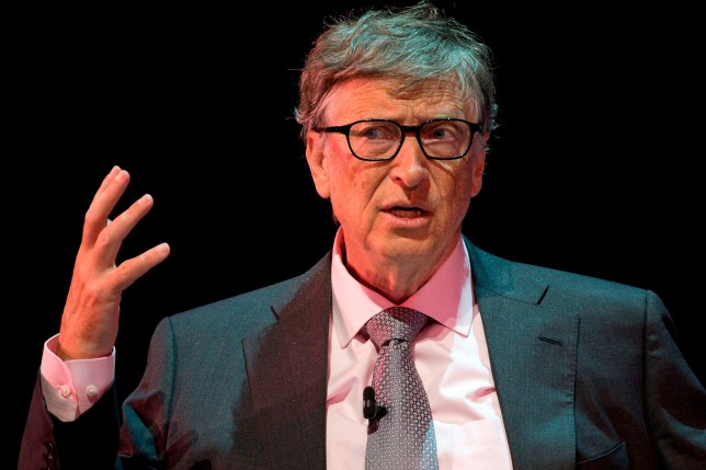 Bill Gates has donated millions of dollars to coronavirus research (Credits: AFP/Getty Images)