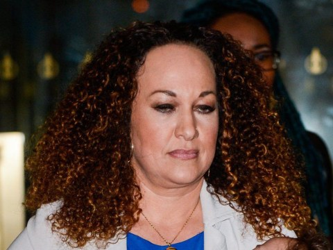 Man told Rachel Dolezal he would pay five years salary to watch her get stoned to death