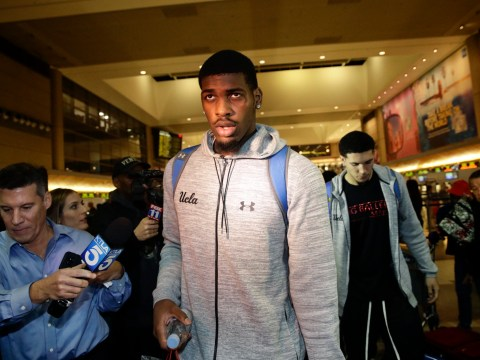 Donald Trump wants UCLA basketball players to know what a hero he is