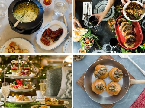 14 places to go for your Christmas dinner in London
