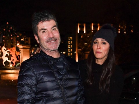 Simon Cowell teases surprises ahead of live shows as X Factor goes head to head in ratings with Strictly's Blackpool week