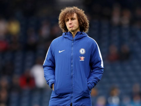 Chelsea manager Antonio Conte dismisses suggestion of any kind of feud with David Luiz