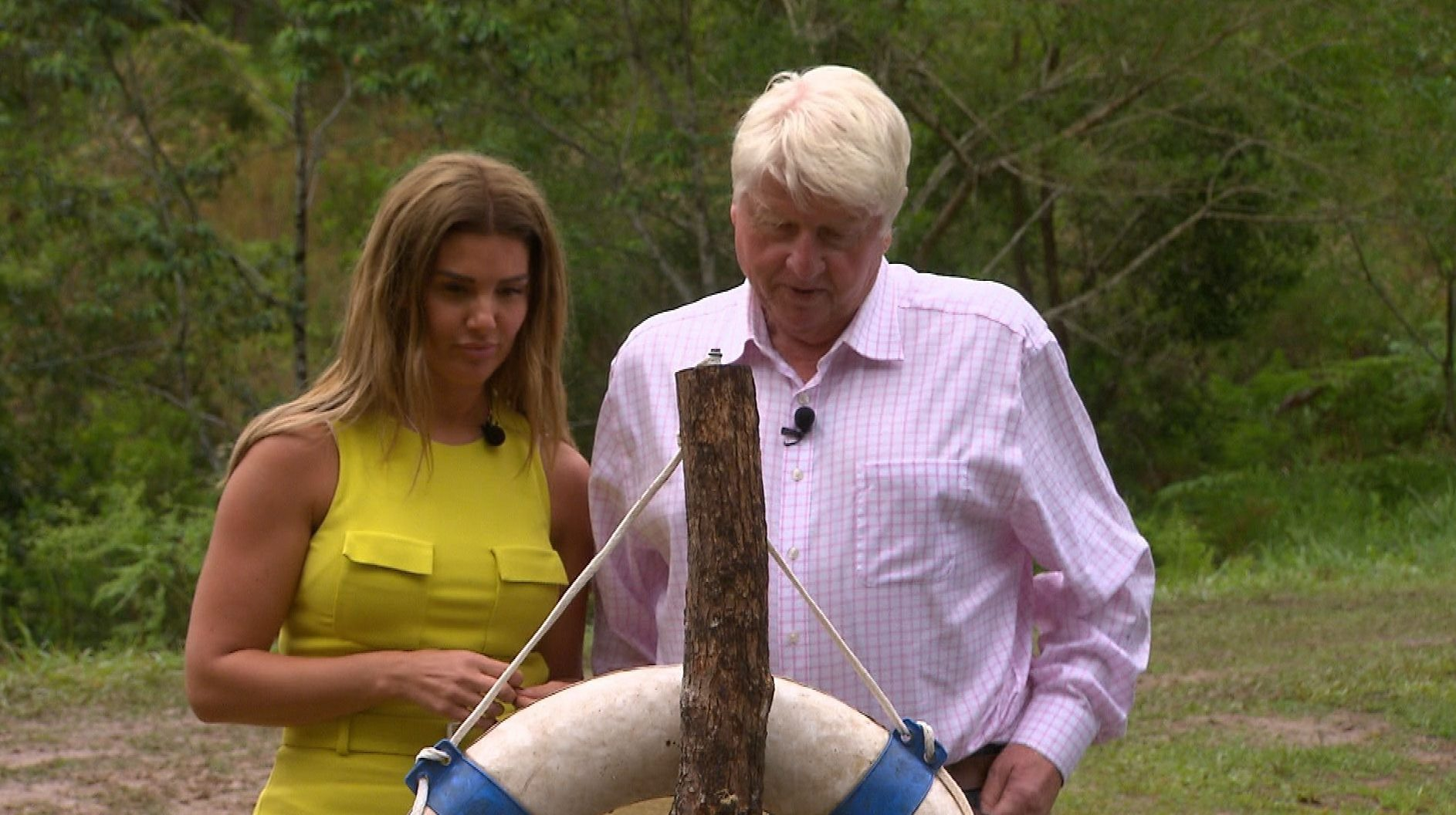 I'm A Celebrity fans blast Rebekah Vardy and Stanley Johnson for being excused from Bushtucker Trial