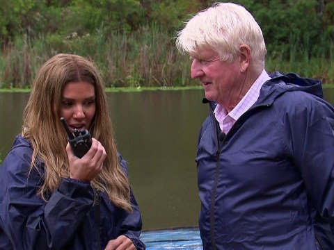 Why are Rebekah Vardy and Stanley Johnson always ruled out of trials in I'm A Celebrity 2017?