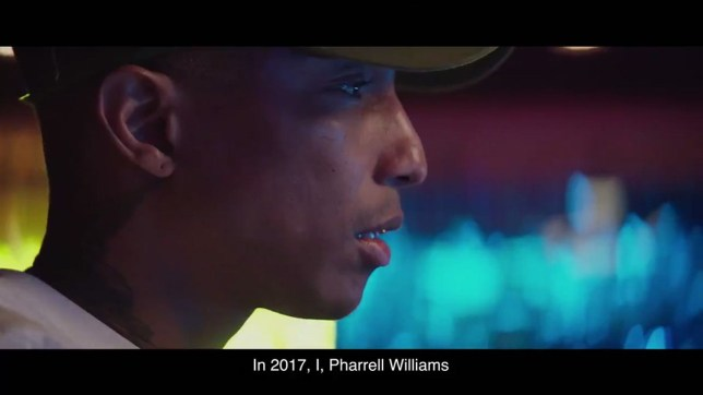 Pharrell locks song in a vault to be released in 100 years