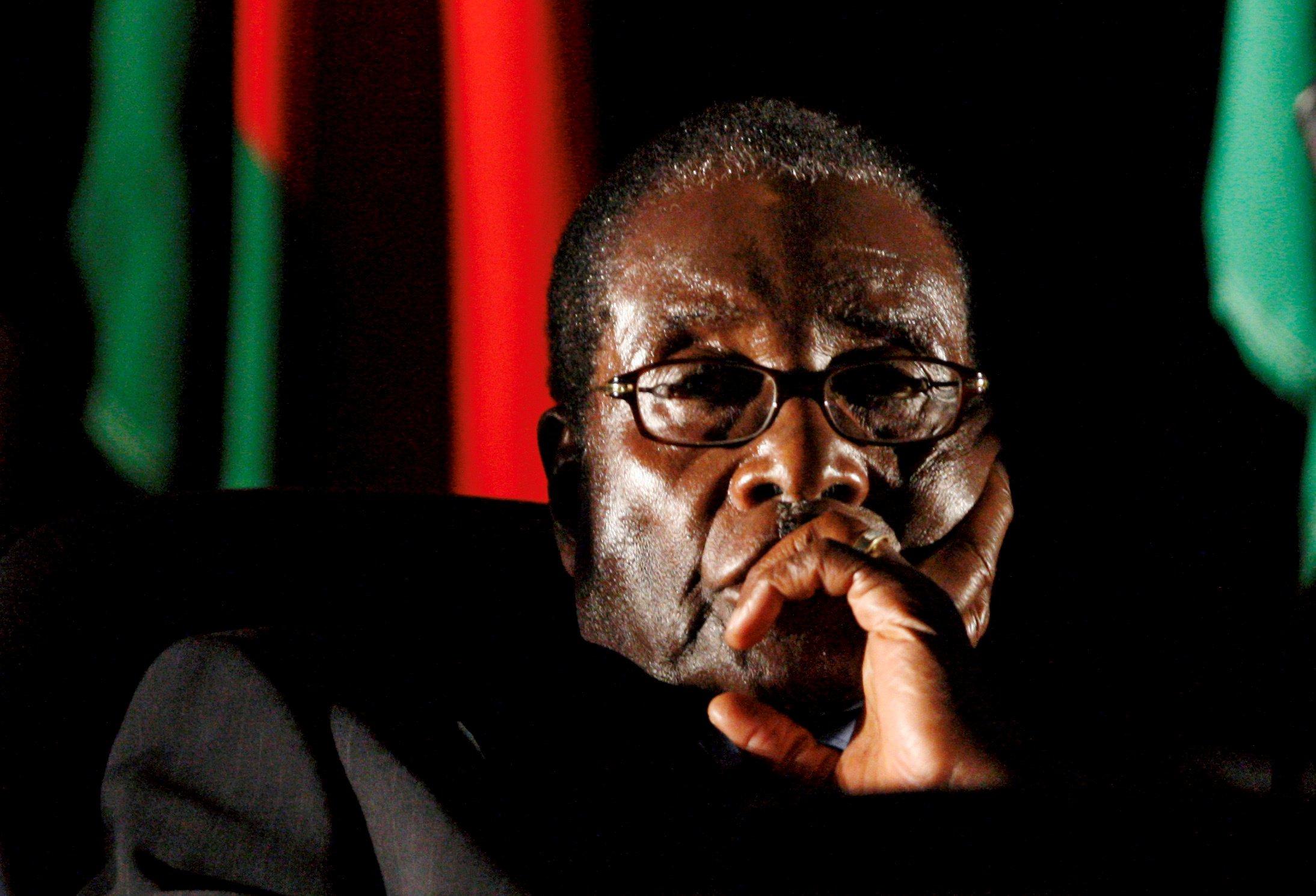 Zimbabwe's new president
