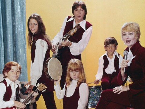 Where are the cast of The Partridge Family, who was David Cassidy in the show and what were their songs?