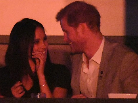 How did Prince Harry and Meghan Markle meet?