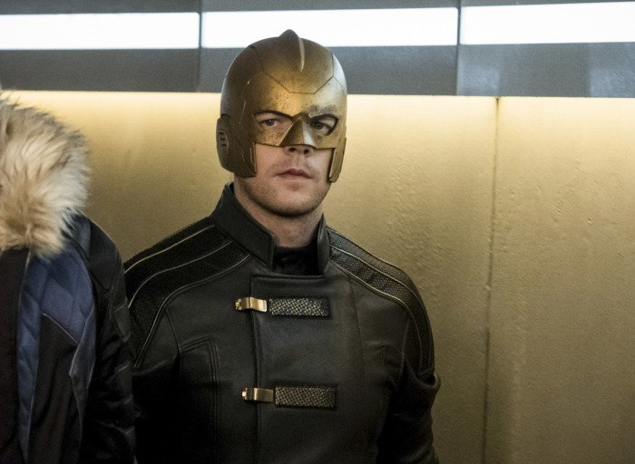 First look at Russell Tovey as gay DC superhero The Ray