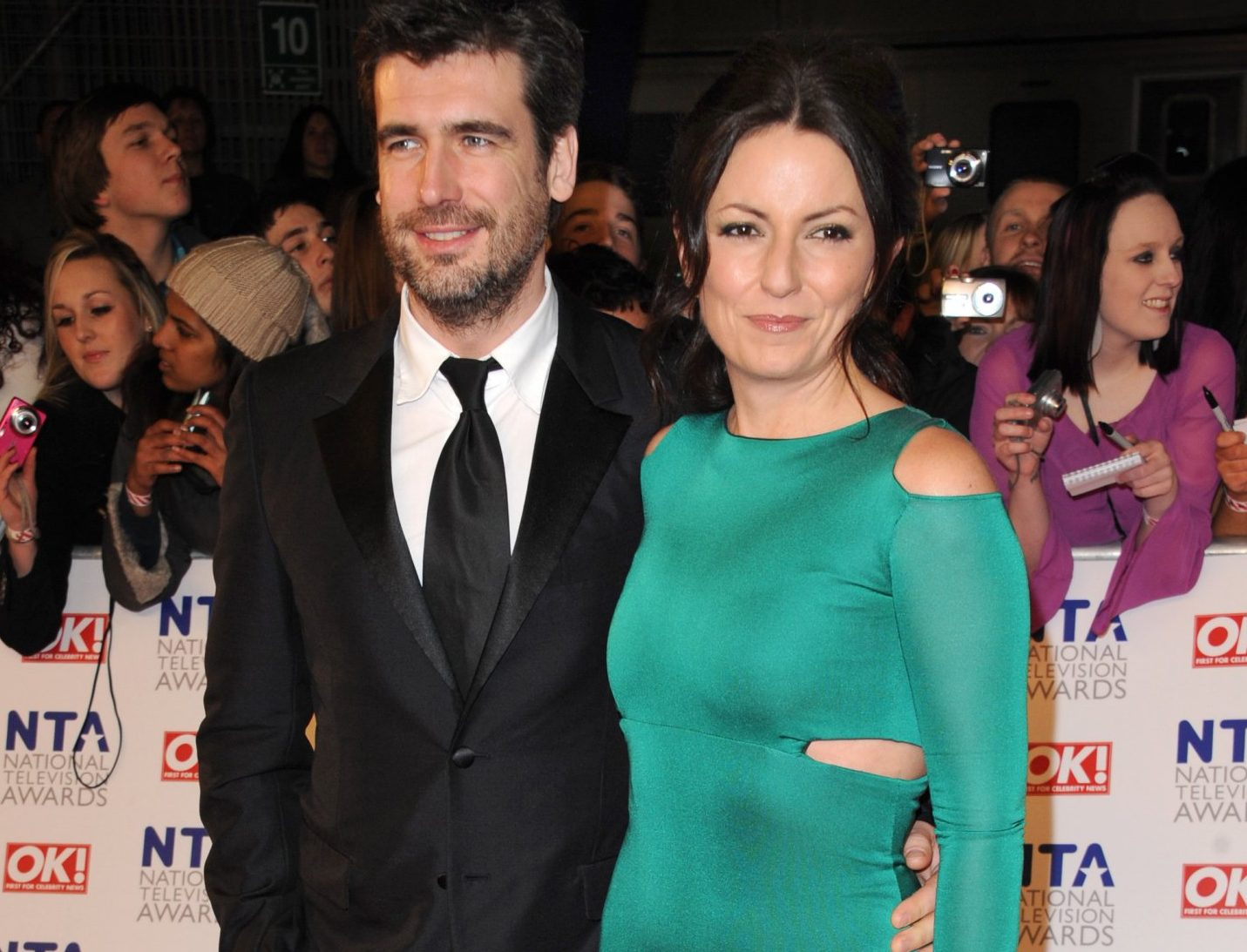 Davina McCall 'spends Christmas with estranged husband Matthew Robinson' weeks after announcing split