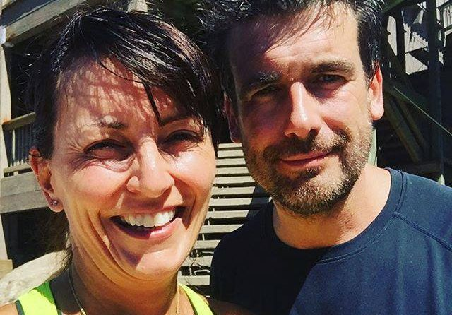Did Davina McCall hide her marriage breakdown hints behind 'inspirational' quotes?