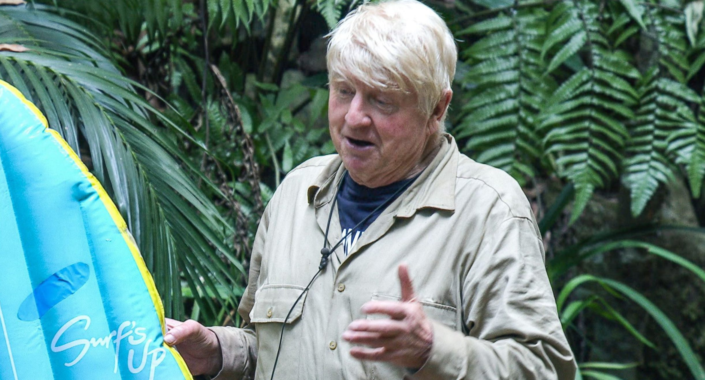Stanley Johnson ruled out of yet another I'm A Celeb trial as Ant and Dec hint age could be to blame