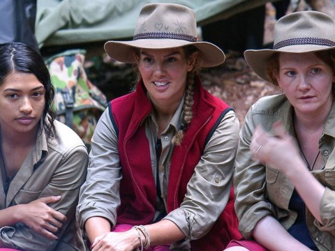 Rebekah Vardy claims I'm A Celebrity stars are told what to talk about in camp