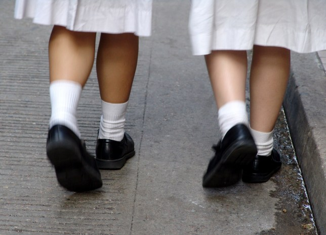 School apologises for shoe post
