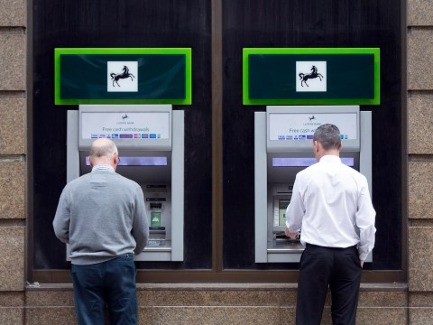 People who bank with Lloyds won't get paid today