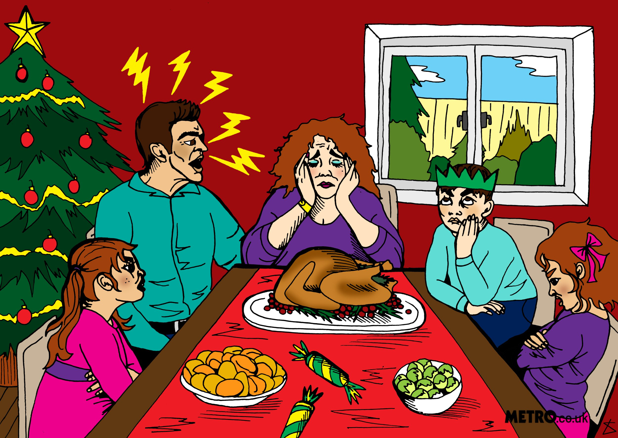 10 reasons I dread Christmas – from the cost to the family feuds