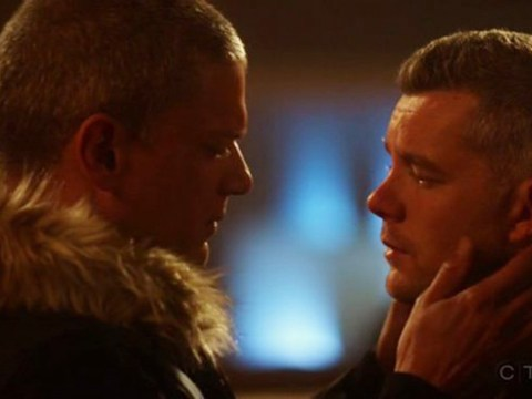 Russell Tovey and Wentworth Miller kill the internet after DC characters smooch