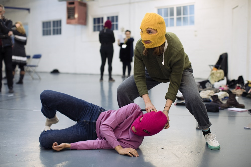 Pussy Riot: Disturbing immersive theatre show forces audiences to confront brutal Russian prison system