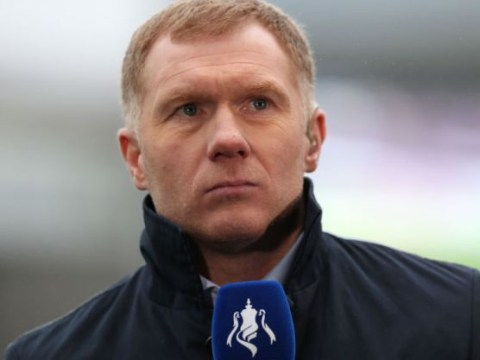 Paul Scholes reveals how Mousa Dembele and Gareth Bale ended his career
