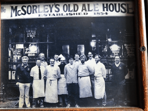 New York's oldest bar is a slice of history in the heart of Manhattan
