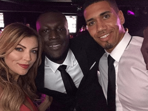 Chris Smalling destroys Romelu Lukaku on Instagram after Manchester United's Unicef Gala evening