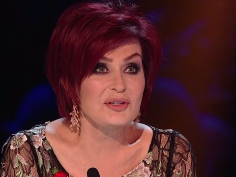Sharon Osbourne just said b***h on The X Factor and the viewers couldn't deal